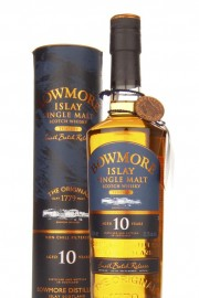 Bowmore 10 Year Old Tempest Feis Ile 2010 Single Malt Whisky