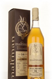 Dalmore 16 Year Old 1996 (cask 3221) - The Maltman 3cl Sample Single Malt Whisky