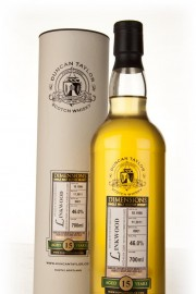 Linkwood 15 Year Old 1996 - Batch 0001 - Dimensions (Duncan Taylor) Single Malt Whisky