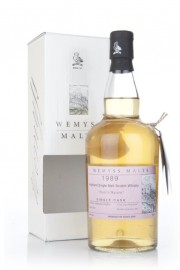 Rum 'n' Raisin 1989 - Wemyss Malts (Tullibardine) Single Malt Whisky