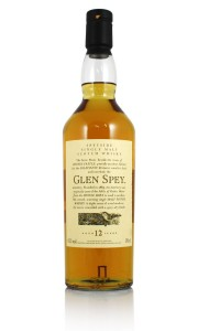 Glen Spey 12 Year Old Flora & Fauna Whisky