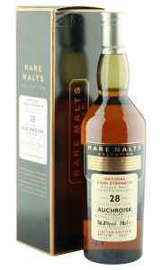 Auchroisk 1974 28 Year Old, Rare Malts Selection with Box